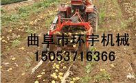 张家口土豆收获机张家口多功能收获机