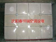 内蒙古赤峰SMC组合玻璃钢水箱