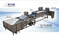 经典热卖型304不锈钢ZYX-YS6鸭蛋清洗机