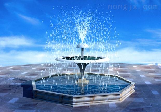 东北喷泉设备
