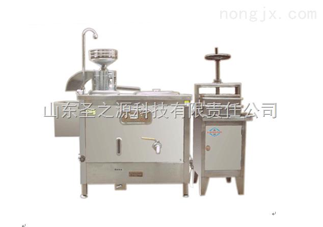 KY-40-食品机械设备不锈钢豆腐机家用豆腐机豆腐加工设备圣之源豆腐机生产