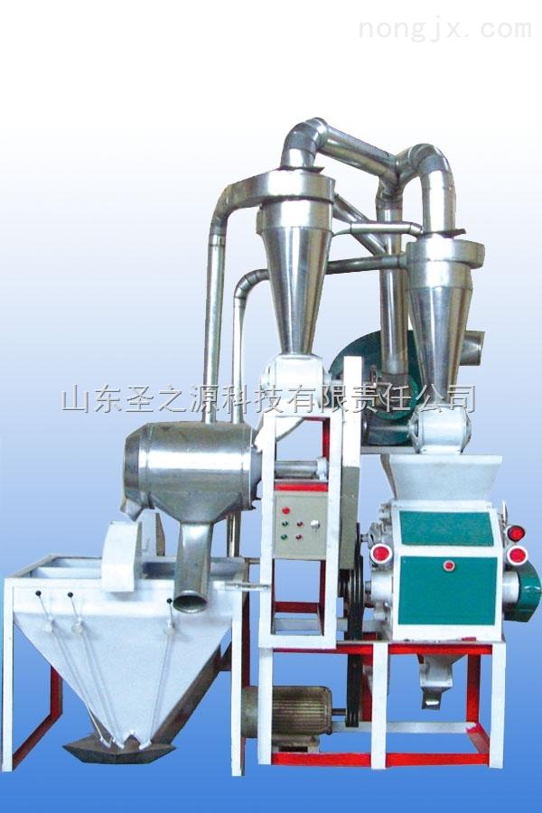 食品机械设备圣之源家用五谷杂粮磨粉机家用小型磨粉机
