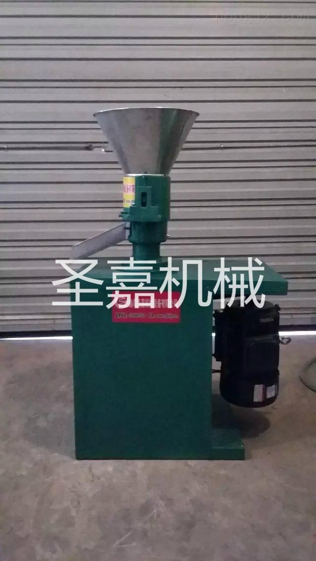 齐全-淮南玉米秸秆制粒机型号 养殖场专用大型饲料颗粒机报价