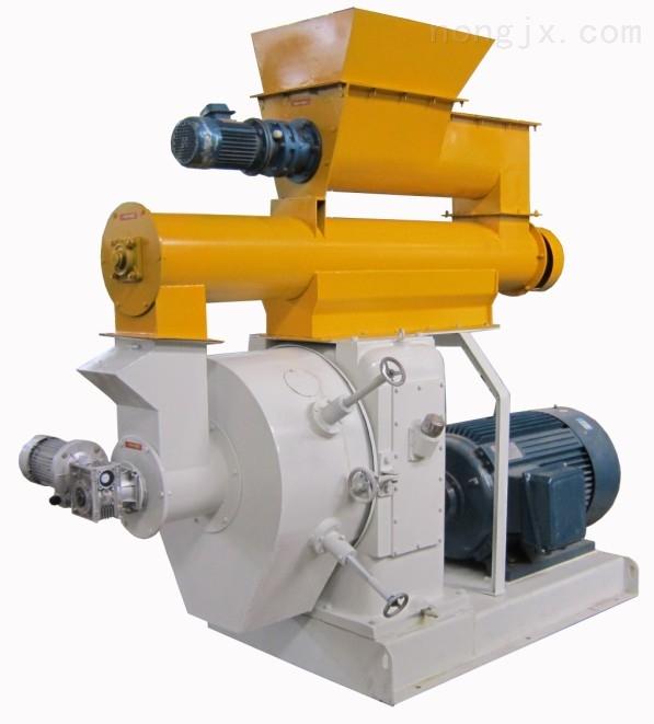 齐全-秸秆成型机 饲料颗粒机 反击式破碎机 螺旋分级机