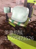 陇南县打捆包膜机价格 秸秆 牧草 打捆包膜机图片