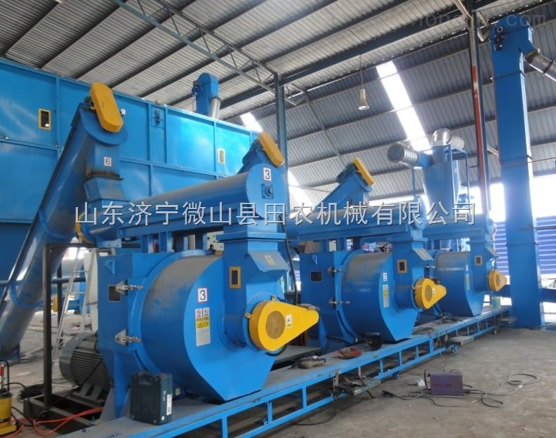 成套木屑颗粒机,浙江生产线环保制粒机