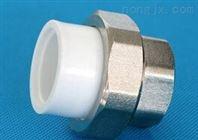 ppr管配件厂家批发 成都PPR管件正三通 PPR等径三通 灰色 白色