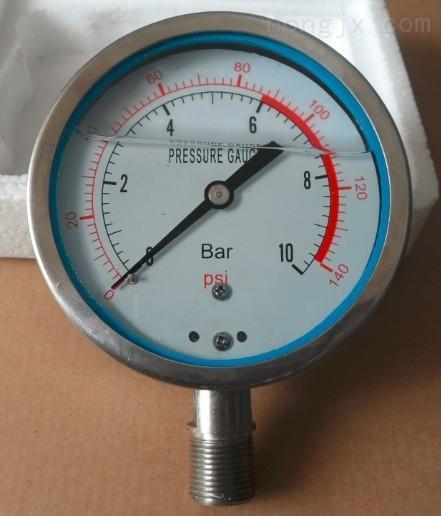 [新品] 隔膜压力表系列(Y-60/100/150ML/MF)