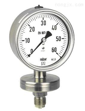 长期供真空压力表1-76PSI