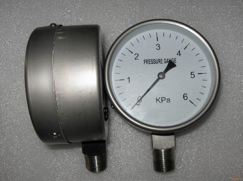 YTN-60/100/150/200耐震压力表