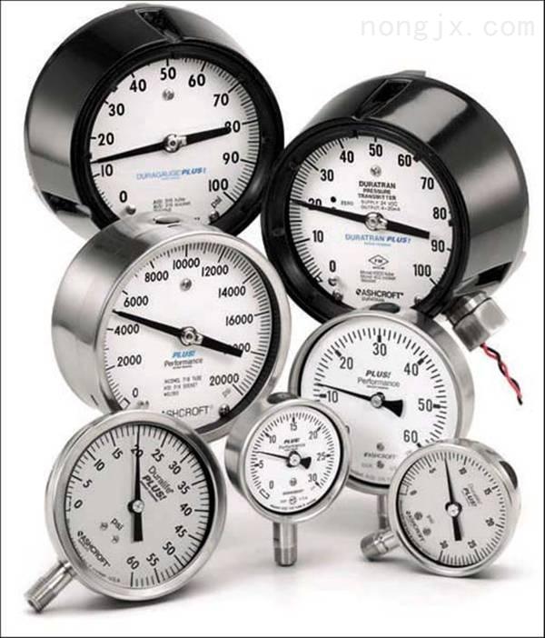 耐震压力表_YN-100_Φ100mm_0-2MPa_G1/2