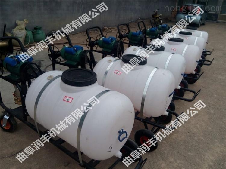 水稻喷雾机 高压喷雾器型号 手推高压喷雾器