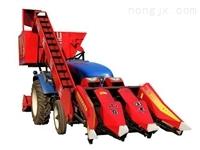 山东国丰4YW-4背负式玉米收割机