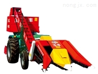 玉丰*4YW-2背负式玉米收割机
