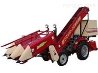 新三王4YD-2背负式玉米收割机