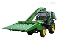 天津天拖铁牛4YD-4背负式玉米收割机