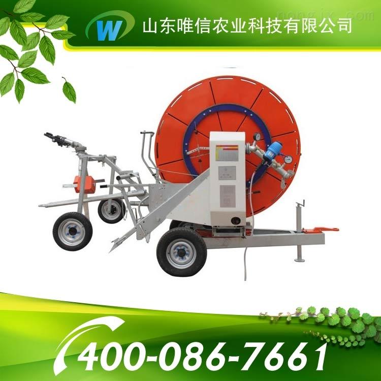 小型喷灌机(一只喷枪灌溉,矩形带)