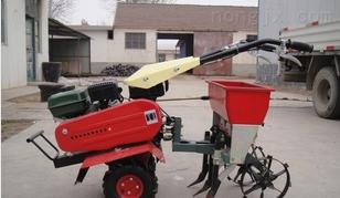 供應170F自走式中耕播種施肥機(鏈軌型)
