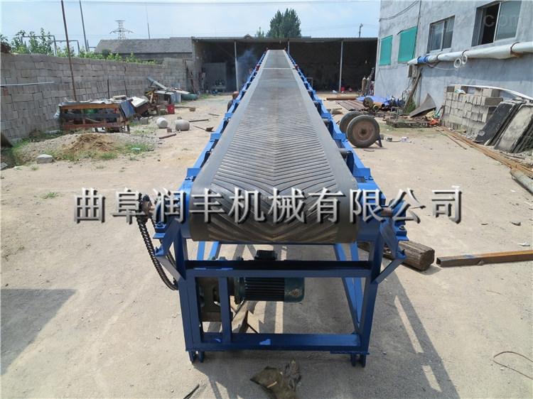 RF SS-6-转弯胶带输送机 煤矿胶带输送机 皮带输送机图纸
