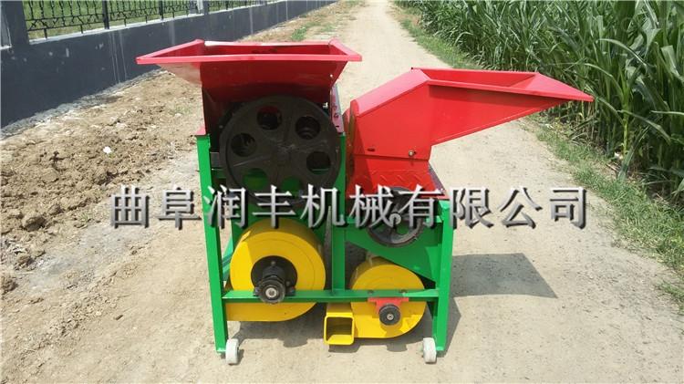 RF Bp-玉米脱粒机 上下组合玉米扒皮脱粒机