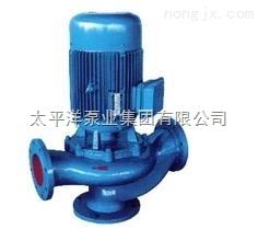 太平泵GW系列管道式排污泵