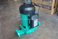 威乐工业循环热水立式管道泵