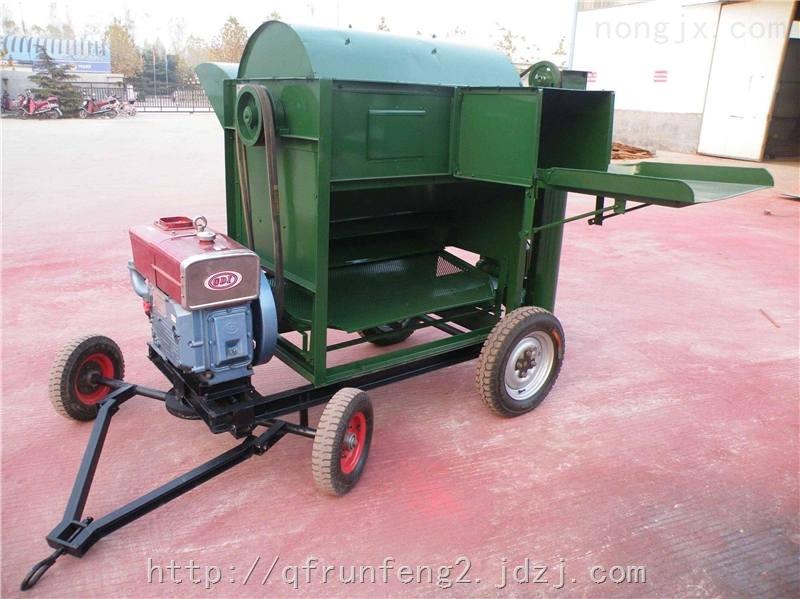 新型柴油机玉米脱粒机