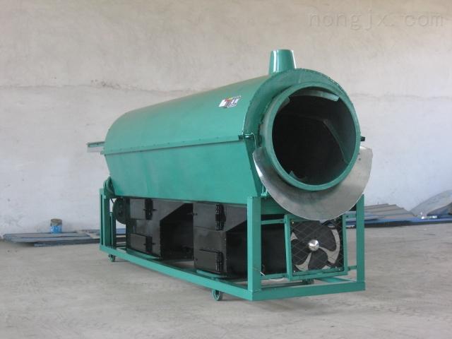 茶叶高温热风杀青机组(6CFS06)