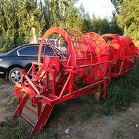 供应元胡滚筒式挖药机报价 山东圣嘉中药材挖掘机图片