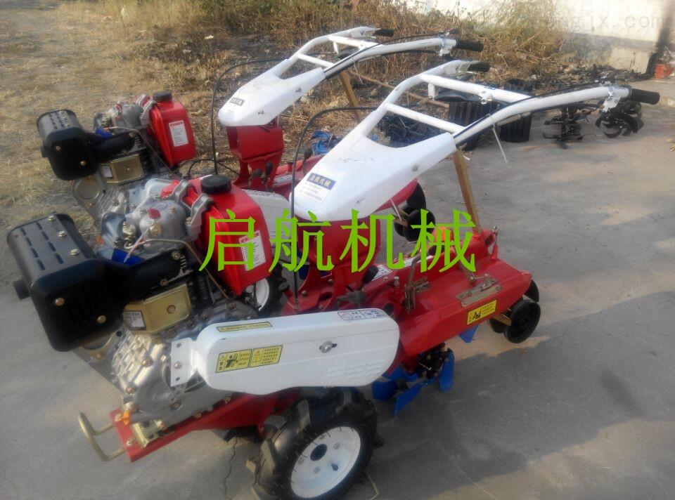 QH TYGLJ-大葱种植机械 zui新开沟培土机 多功能田园管理机厂家