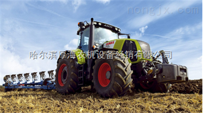 CLAAS Axion 850拖拉机
