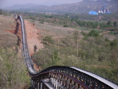 煤矿胶带输送机