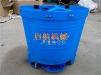 背负式轻便小麦水稻施肥器农用电动撒肥机