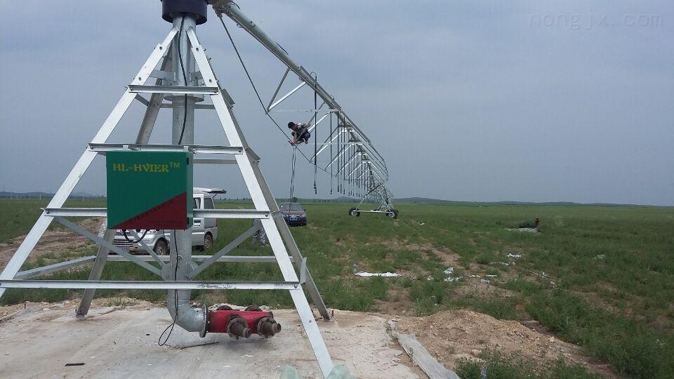 指针喷灌机农田灌溉设备