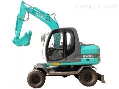 SW65轮式挖掘机