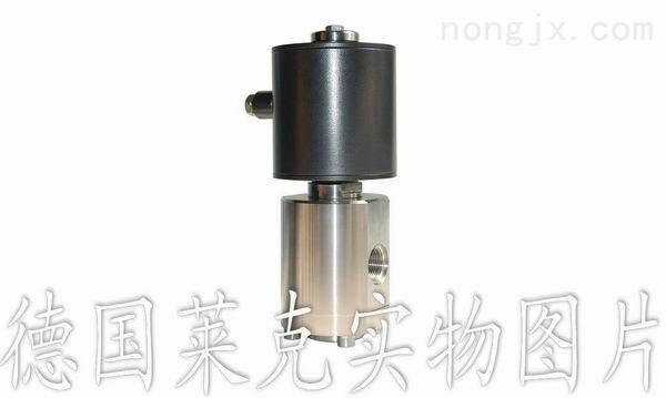 进口不锈钢高压电磁阀