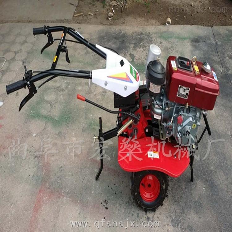 農業除草旋耕機 大棚翻地機 果園小型旋耕機