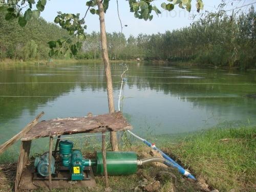 水环泵机组 水车式增氧机 水处理泵 水下曝气搅拌机