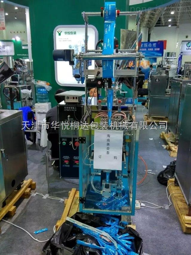 DXDF-100HR 单列圆角粉剂包装机