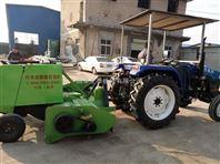 玉米秸秆收割打捆机 收获皇竹草靑储机