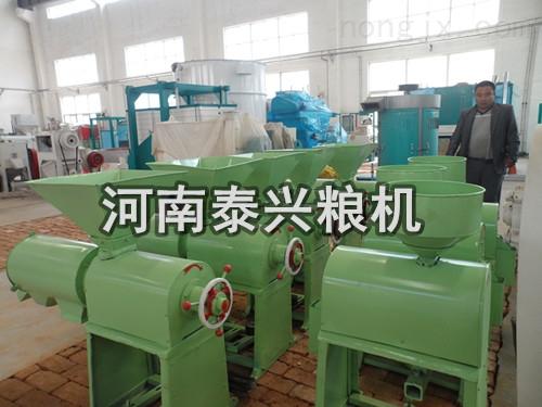 河南泰兴-玉米粉加工设备成套设备生产价格