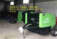 厂家供应新阳8050型号秸秆自动捡拾小麦打捆机