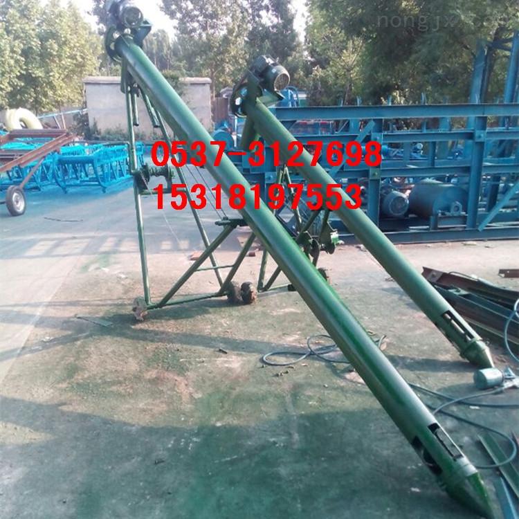 TL10-饲料提升机 面粉提升机 管式提升机参数y2