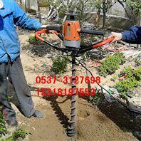 果树施肥打坑机型号规格 大棚立柱挖坑机厂家公司y2
