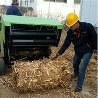 小型牧草收割打捆机