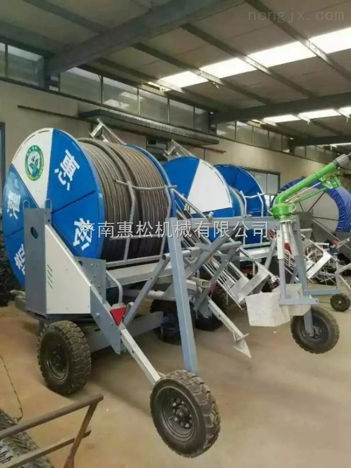 农田浇地设备 大型喷灌机移动式