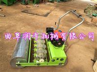 微耕机带动蔬菜播种机 精密下种机 手推式萝卜播种机