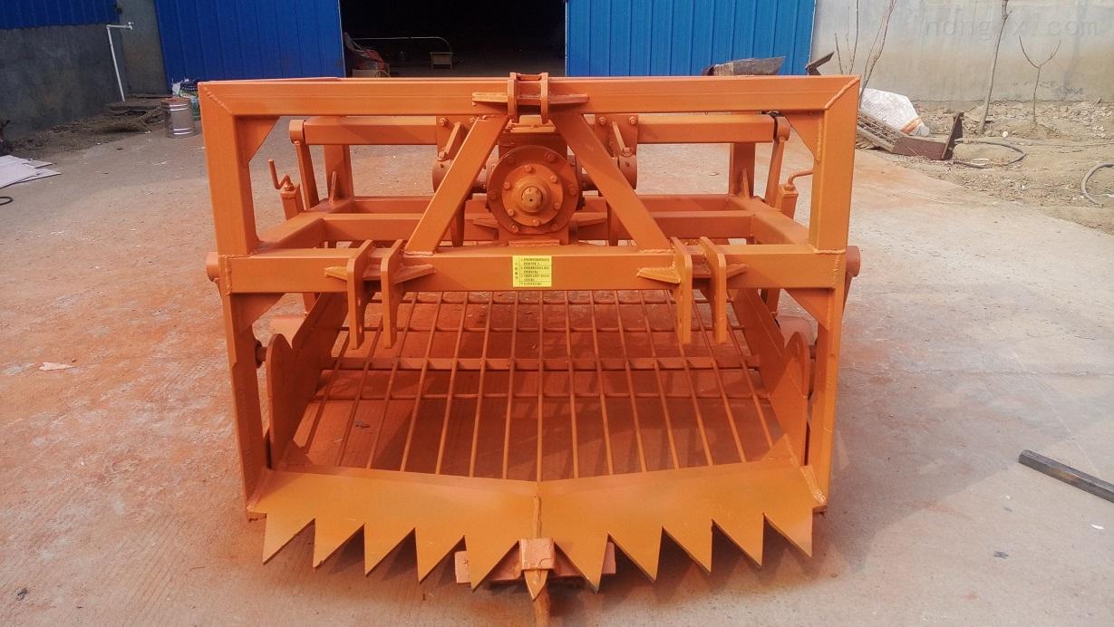 ld-1600-立地连杆式中药材收获机16款-沂水立地机械青州富华图片