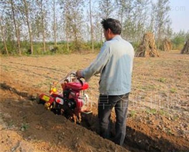 農用土壤開溝機 車頭開溝一體低價直銷 扶壟播種開溝機