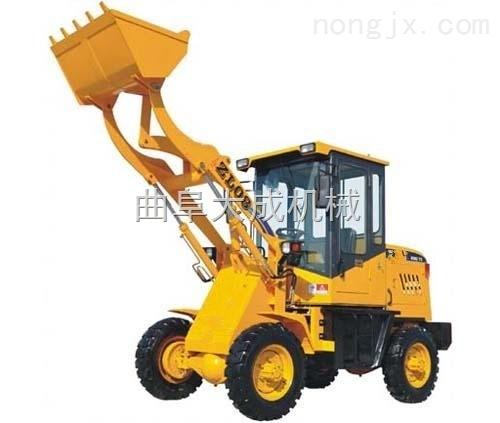 前卸式08小铲车 家用小型zl08铲车 热售工地小铲车